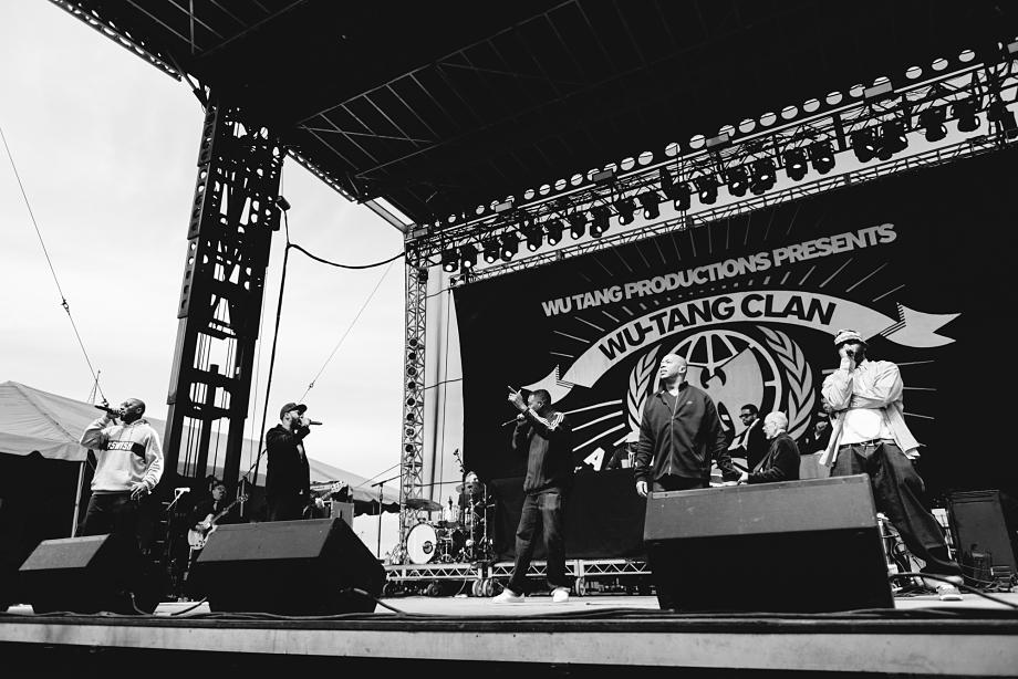 Wu-Tang Clan - Riot Fest-7