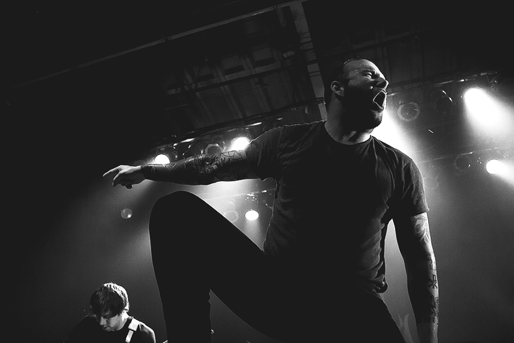August Burns Red - Jeff Filman