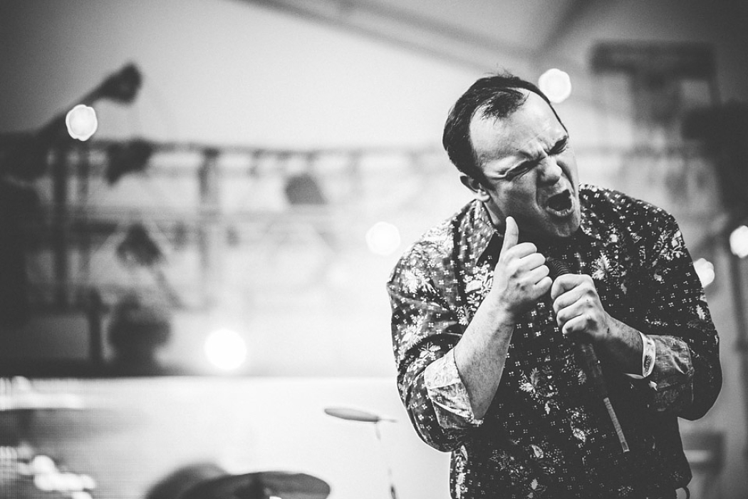 Future Islands - Dylan Johnson