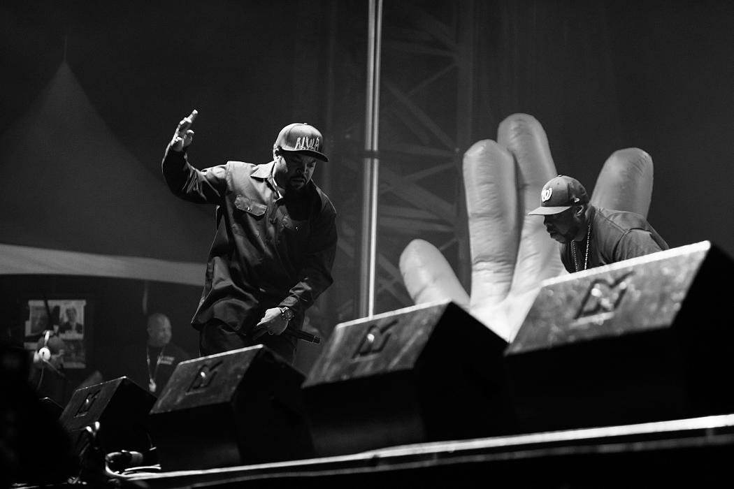Ice Cube - Joel Pilotte
