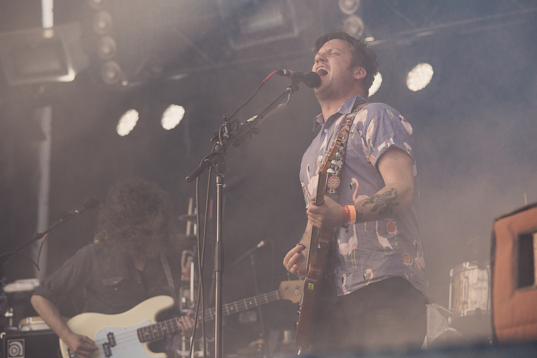 Modest Mouse - Josh Mahoney