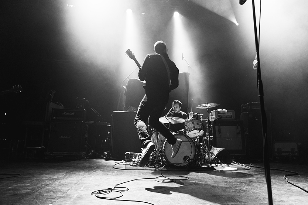 The Menzingers - Jeff Filman