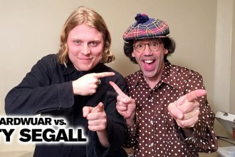 Nardwuar And Ty Segall