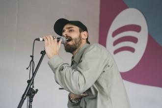 Allan Rayman at Spotify House