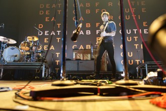 Death Cab For Cutie at Budweiser Gardens