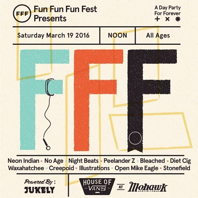 Fun Fun Fun Fest House Of Vans Party