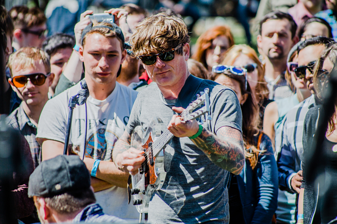 John Dwyer at SXSW 2014 - Sean Wilkin