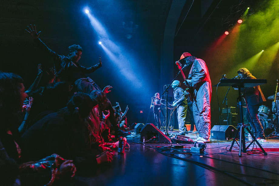 Ty Segall And The Muggers-12