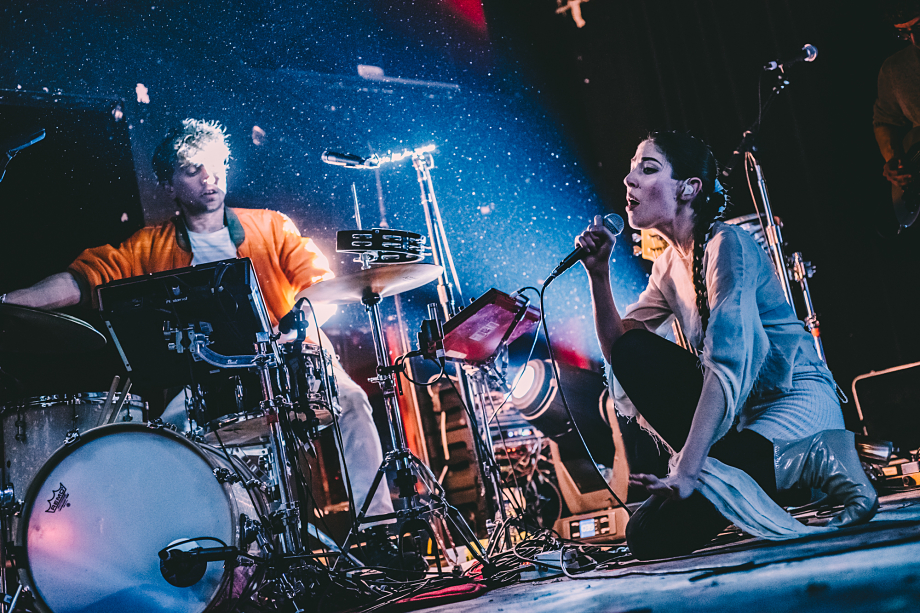 Chairlift at Lee's Palace