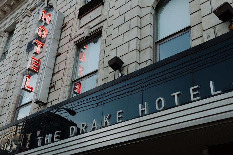 The Drake Hotel - April 19th-1