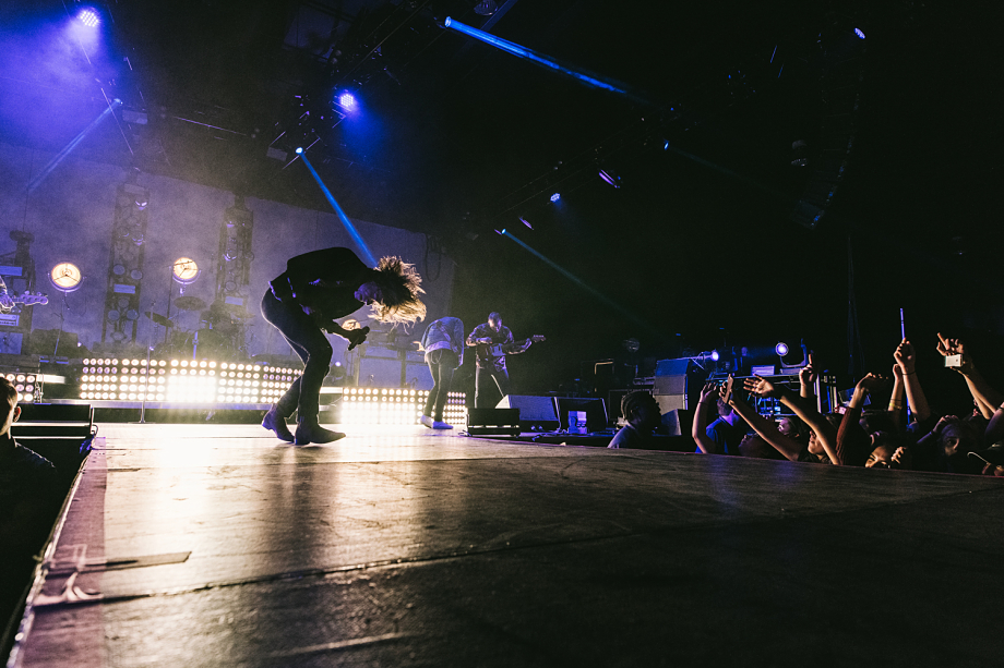 Cage The Elephant at The International Centre