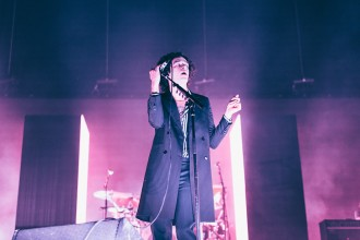 The 1975 at Echo Beach