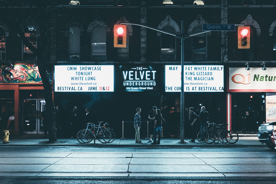 The Velvet Underground - May 6th-1