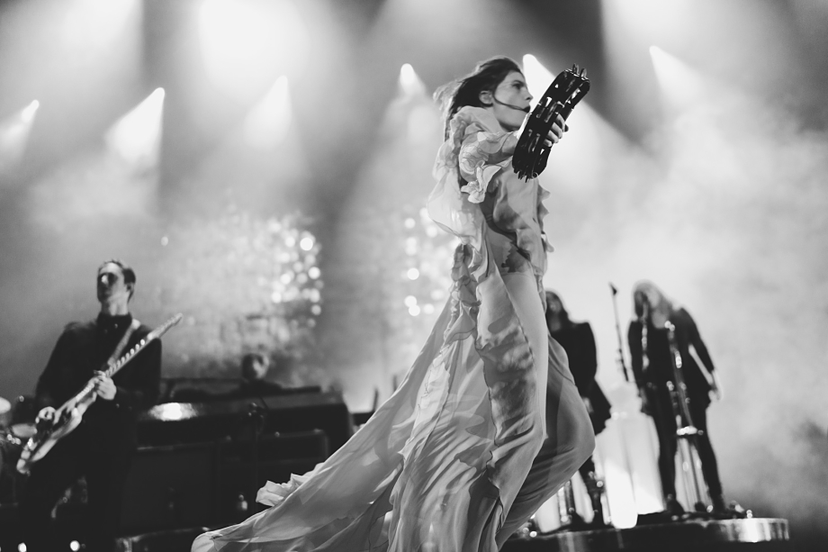 Florence And The Machine - Molson Amphitheatre-12