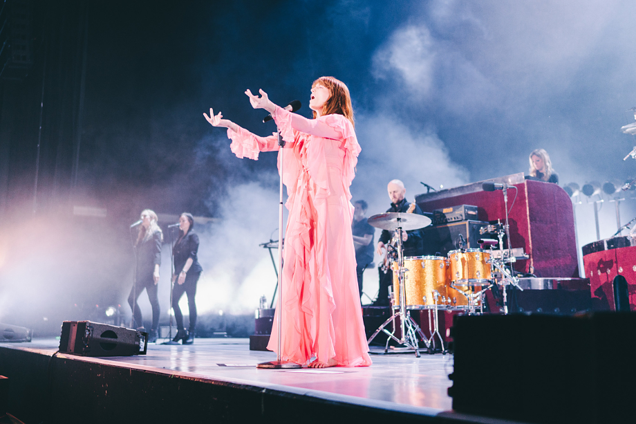Florence And The Machine - Molson Amphitheatre-5