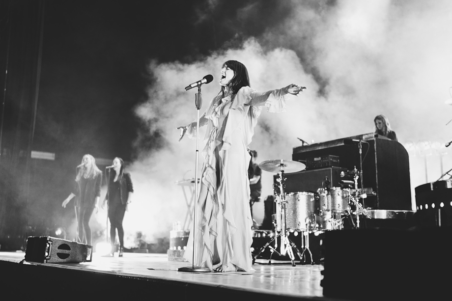Florence And The Machine - Molson Amphitheatre-7