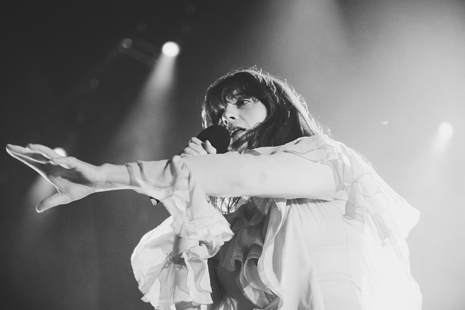 Florence And The Machine - Molson Amphitheatre-8