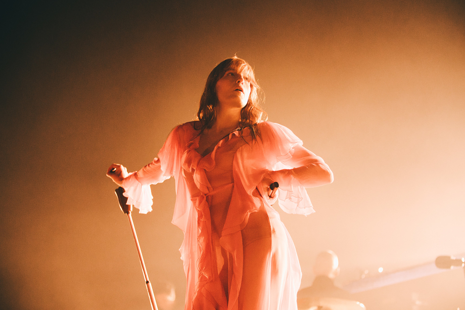 Florence And The Machine at Molson Amphitheatre