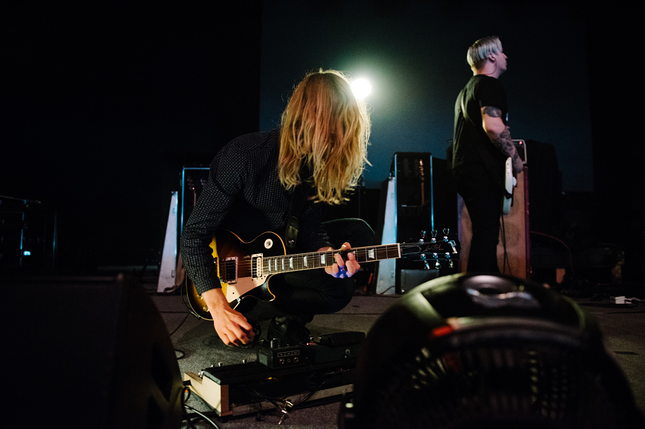 La Dispute - Sound Academy-2