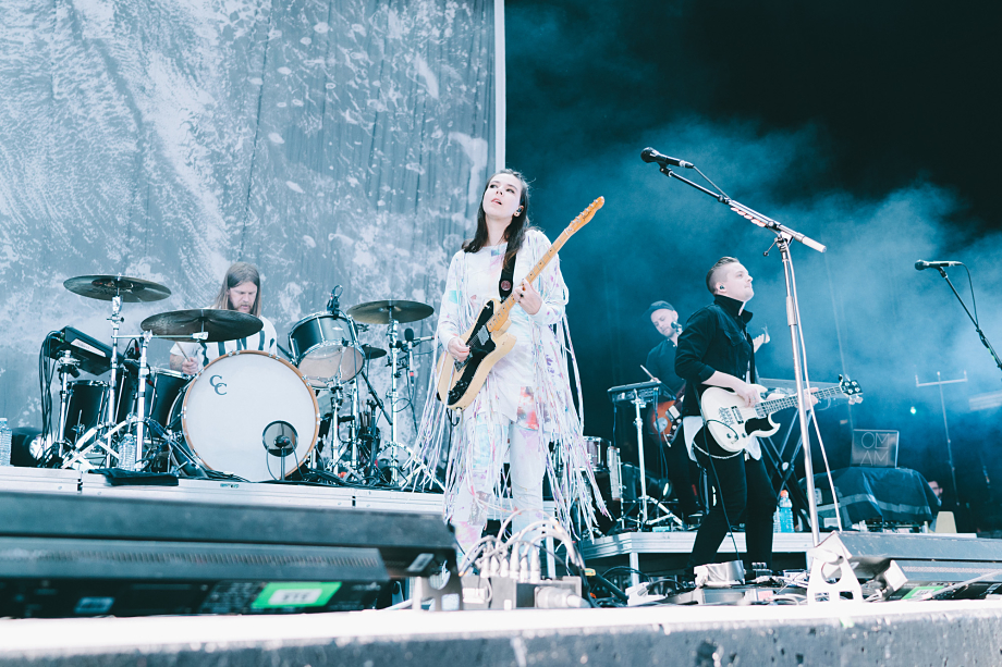 Of Monsters And Men - Molson Amphitheatre-4