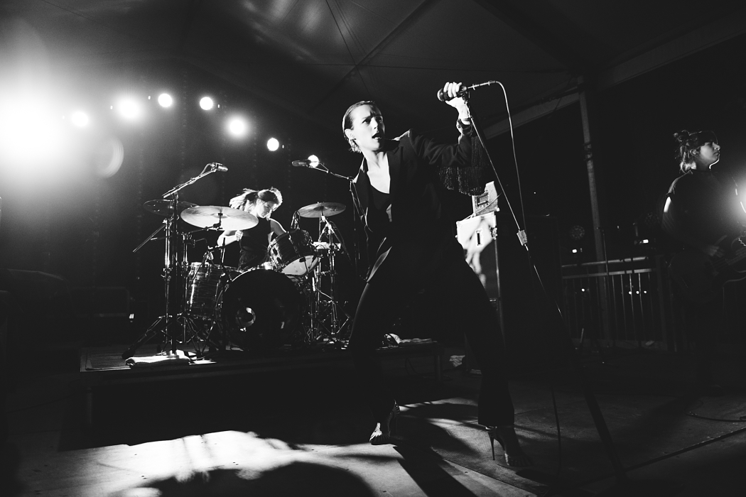 Savages - WayHome Festival-8