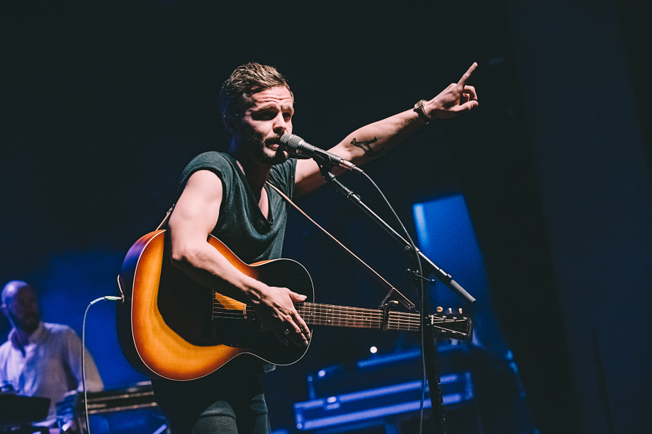 The Tallest Man On Earth - Danforth Hall-7