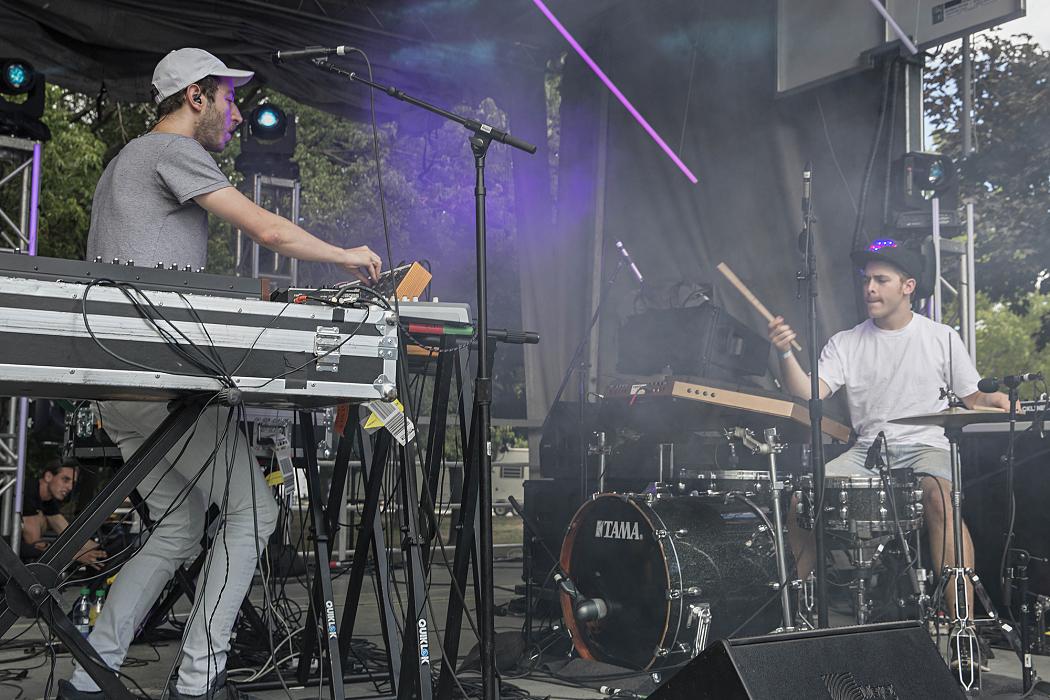 Chrome Sparks - TIME Festival
