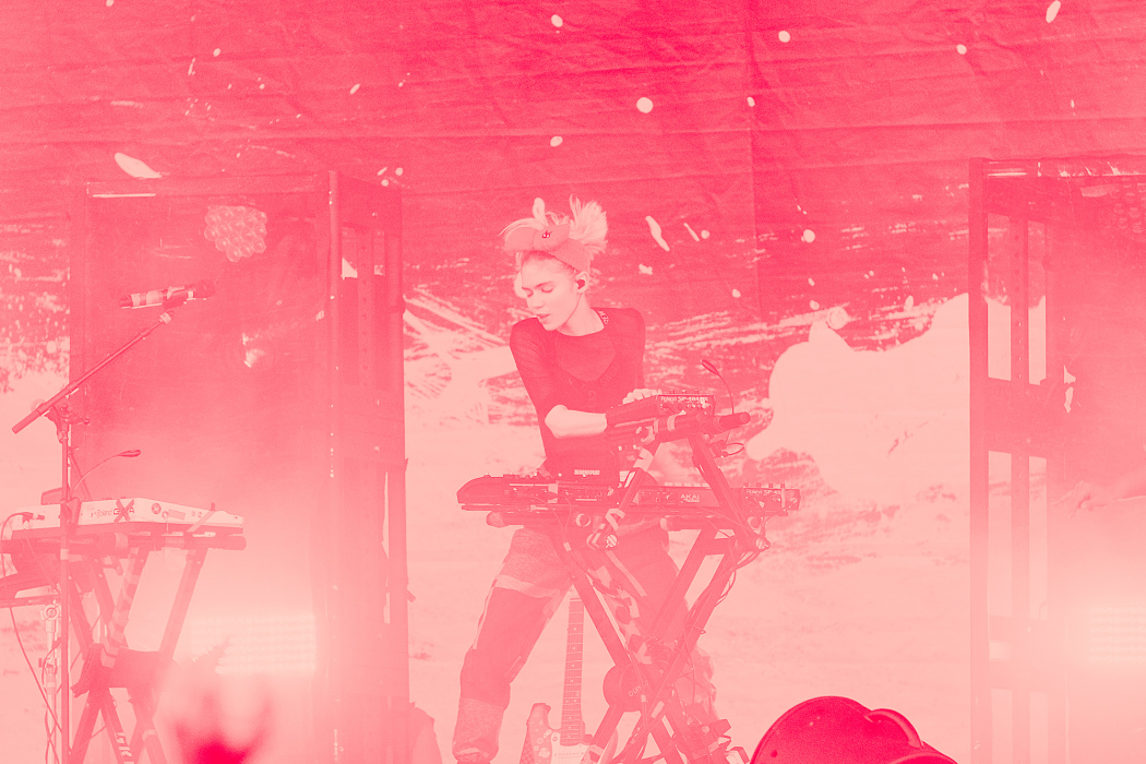 Grimes - Osheaga Festival-6