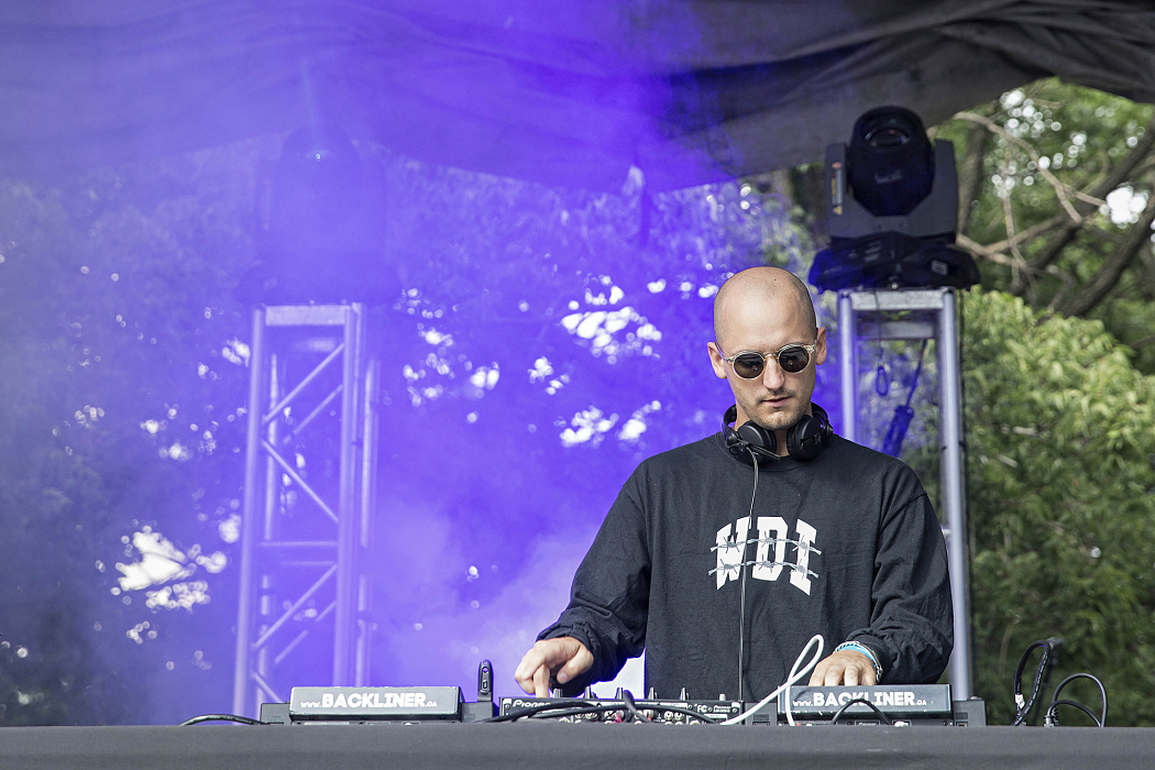 Jacques Greene - TIME Festival