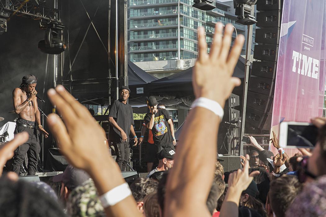 Joey Badass - TIME Festival-5