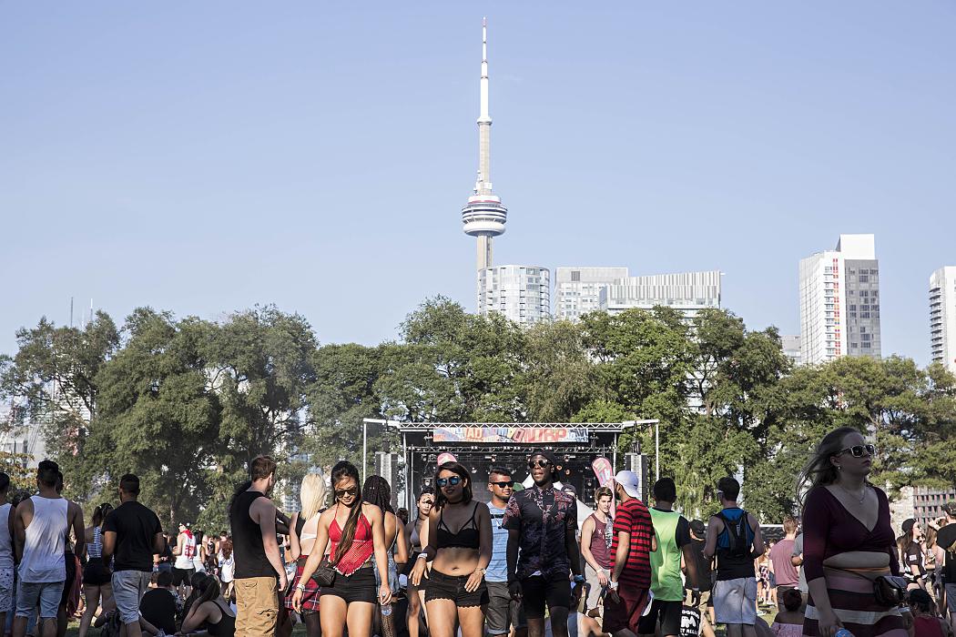 Mad Decent Block Party Toronto