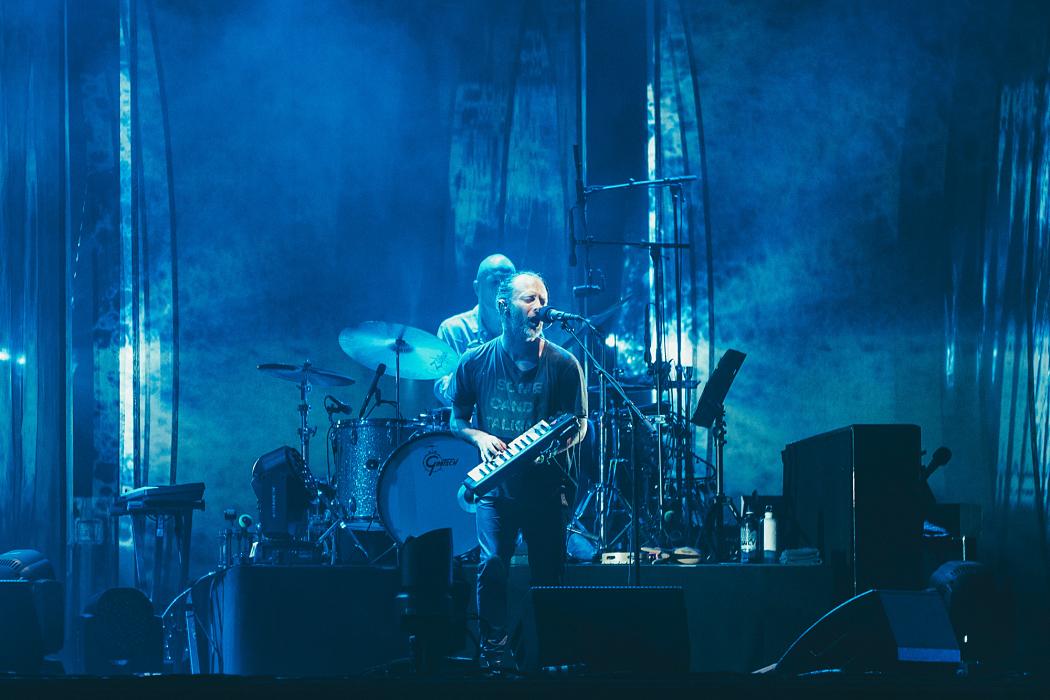 Radiohead - Osheaga Festival