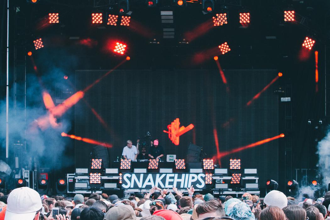 Snakehips - Osheaga Festival-4