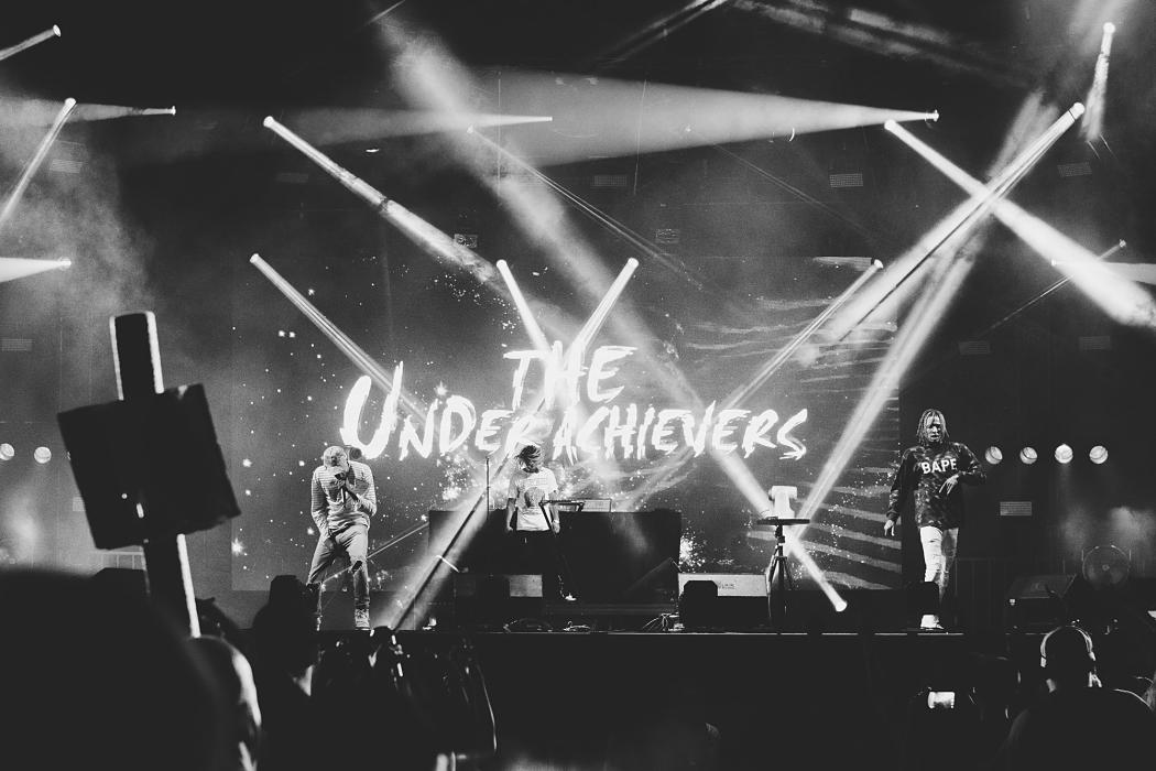 The Underachievers - Osheaga Festival-5