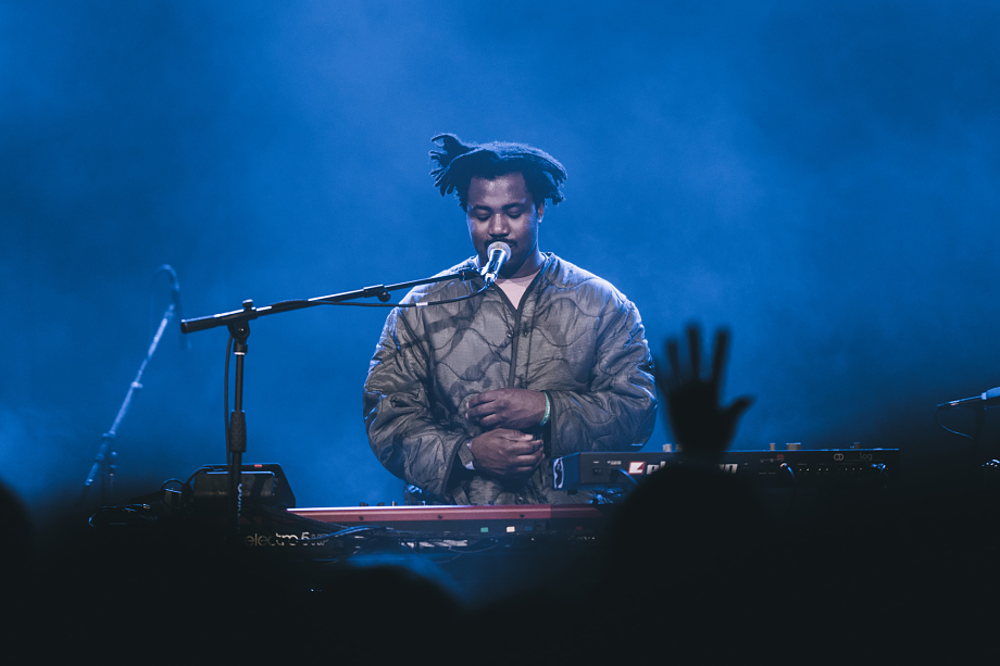 Sampha - The Mod Club-1