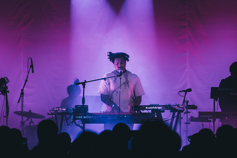 Sampha - The Mod Club-14