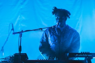Sampha at The Mod Club Toronto
