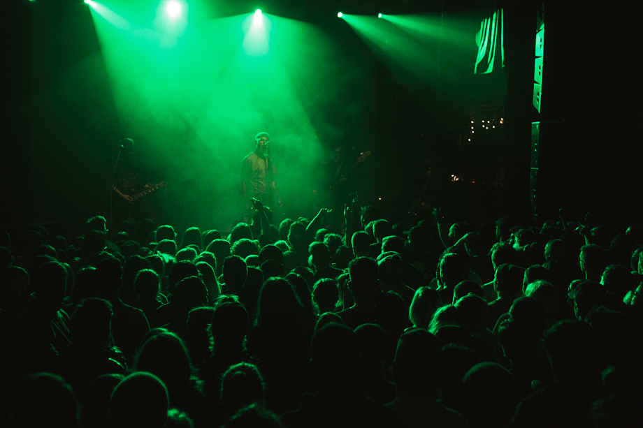 Boston Manor - The Mod Club-2