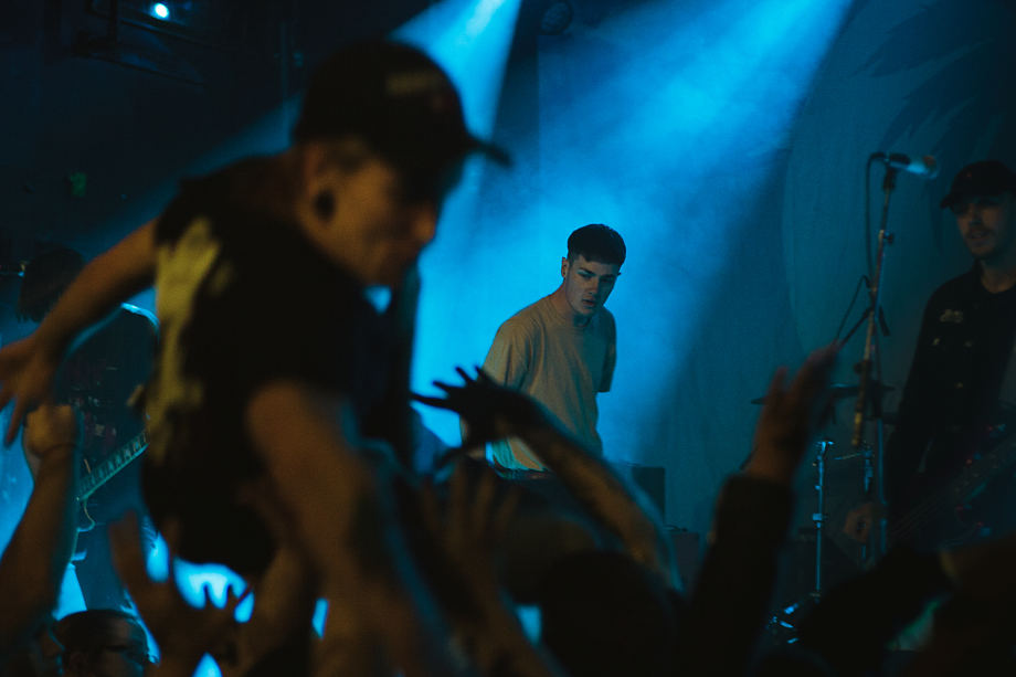 Boston Manor - The Mod Club-5