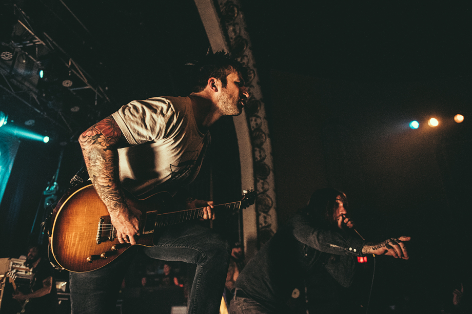 Every Time I Die - The Opera House-6