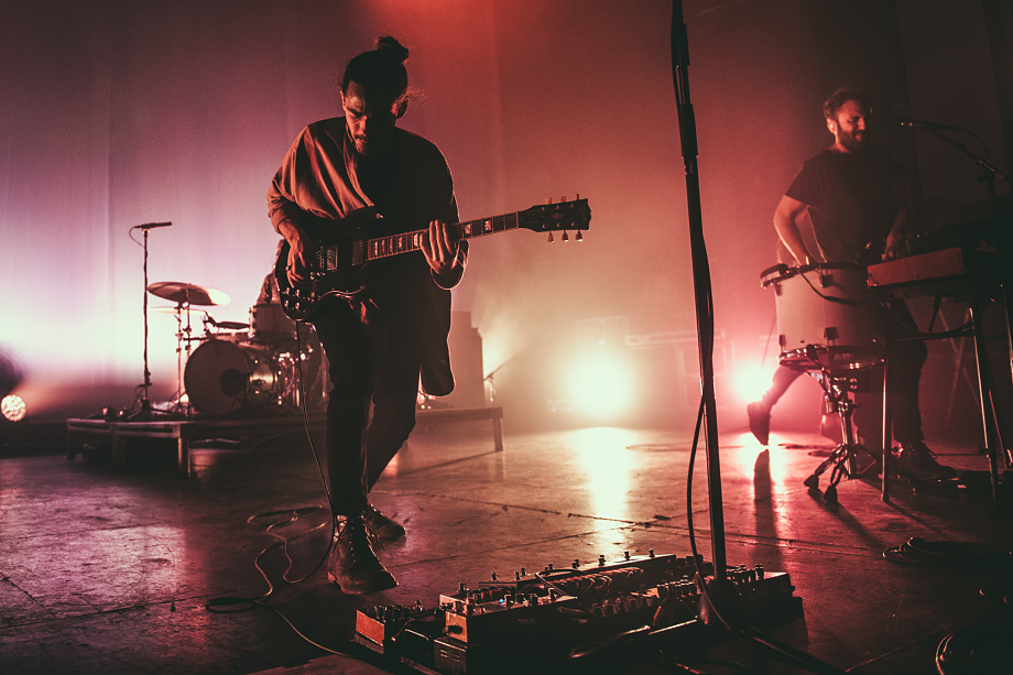 Local Natives - Danforth Music Hall-11