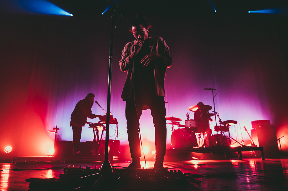 Local Natives - Danforth Music Hall-14