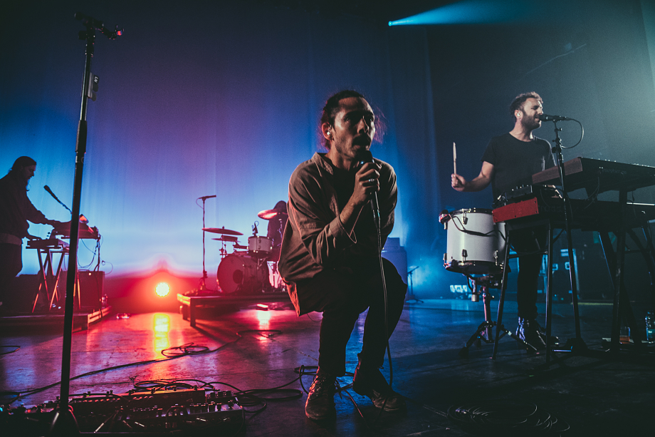 Local Natives - Danforth Music Hall-15