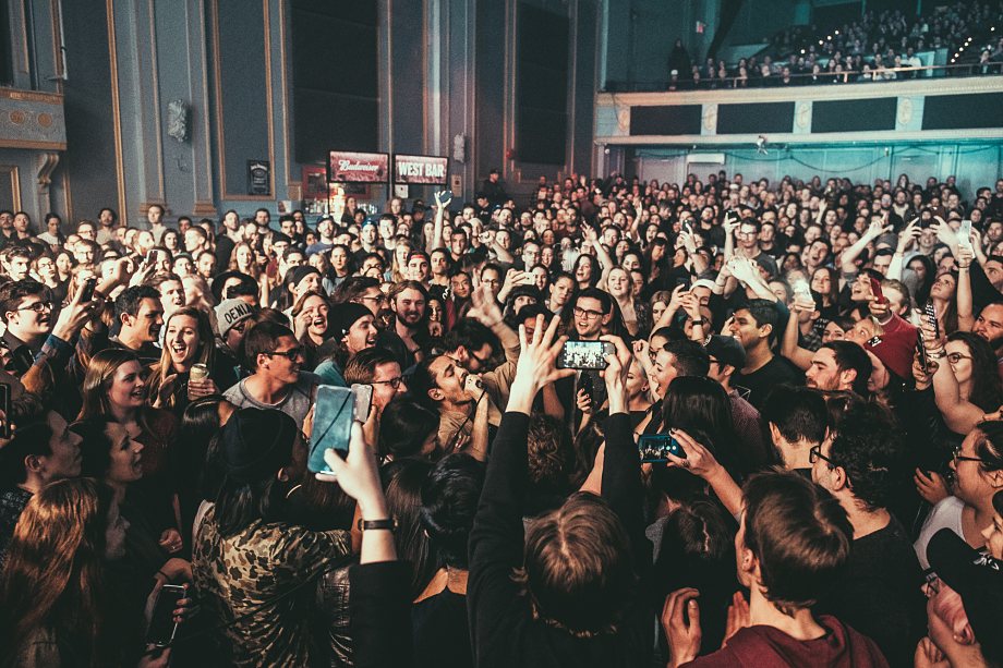 Local Natives - Danforth Music Hall-16