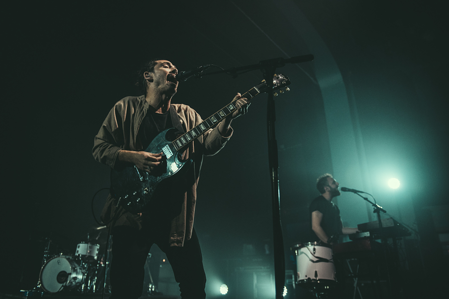 Local Natives - Danforth Music Hall-2