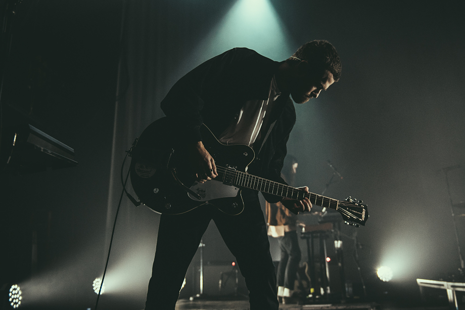 Local Natives - Danforth Music Hall-3