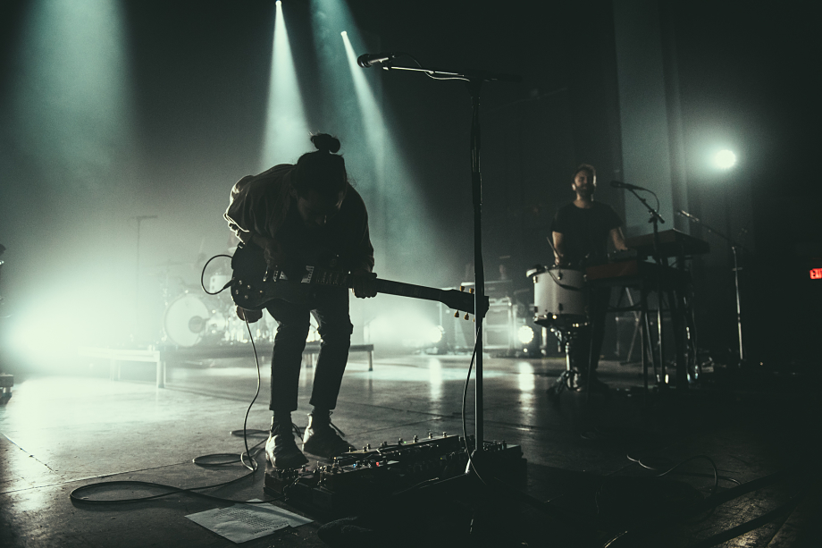 Local Natives - Danforth Music Hall-4