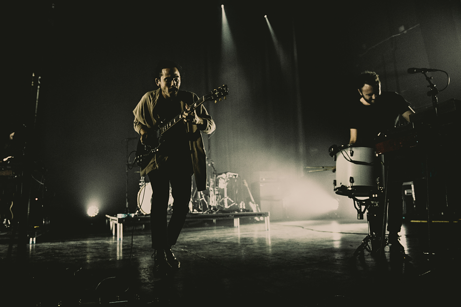 Local Natives - Danforth Music Hall-6