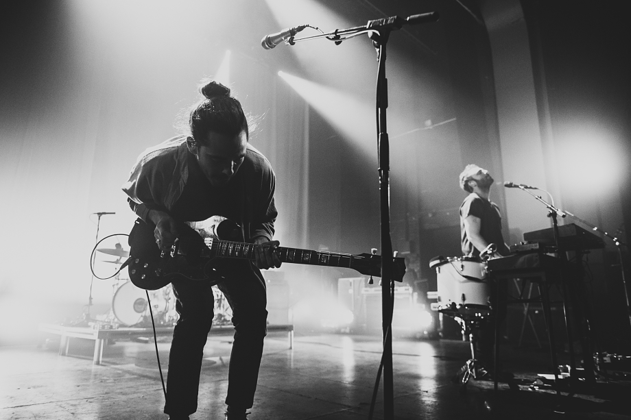 Local Natives - Danforth Music Hall-7