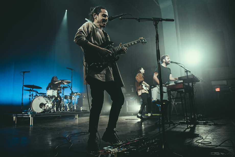 Local Natives - Danforth Music Hall-9